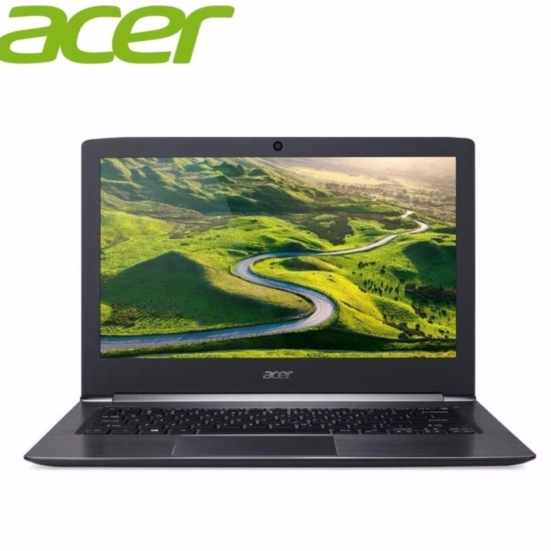 Acer Swift 5 (SF514-51-75AH) – 14″/i7-7500U/8GB DDR4/512GB SSD/Intel/W10 (Black)
