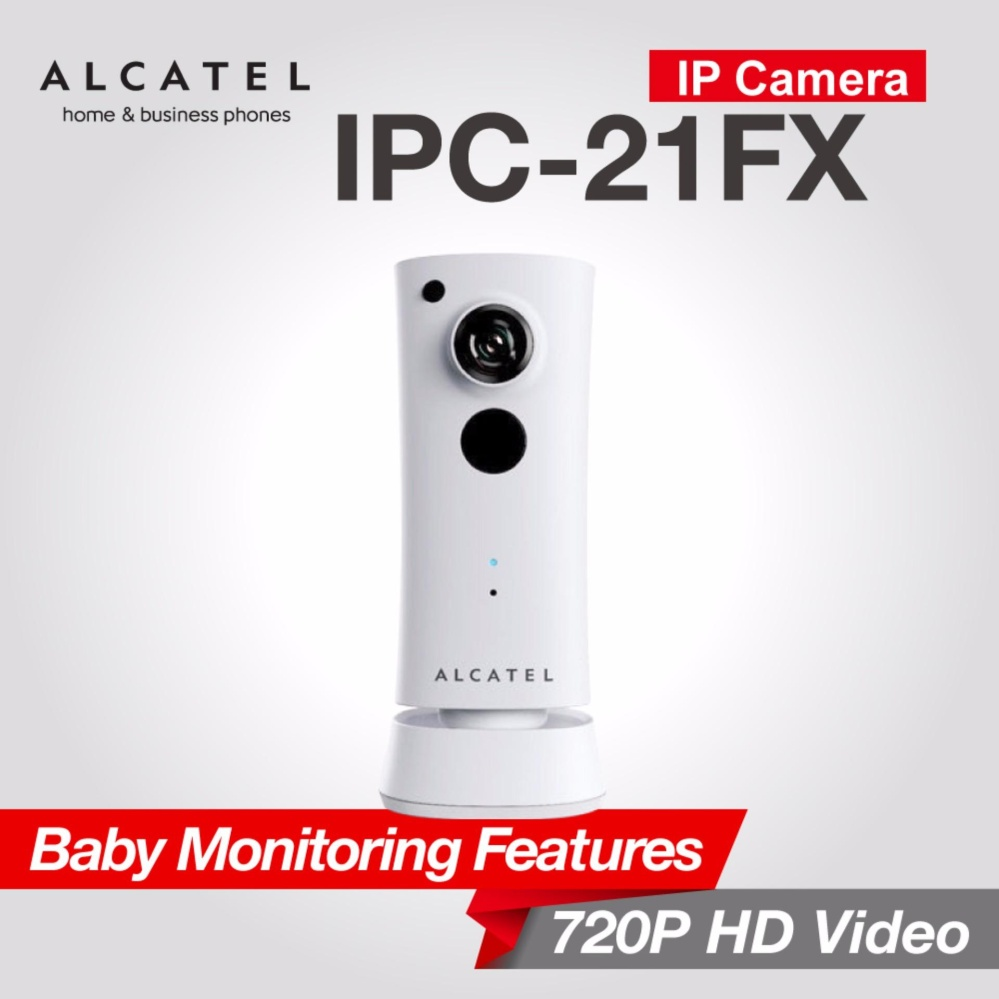 Alcatel IP Camera IPC-21FX (MyCam) – White