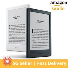 Amazon KINDLE 8th Gen (With Special Offers, USA Edition 2016, 4GB, Wi-Fi, Black)