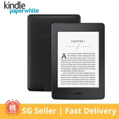 Amazon KINDLE Paperwhite (Wi-Fi Only, With Special Offers, 4GB, 300PPI, Black)