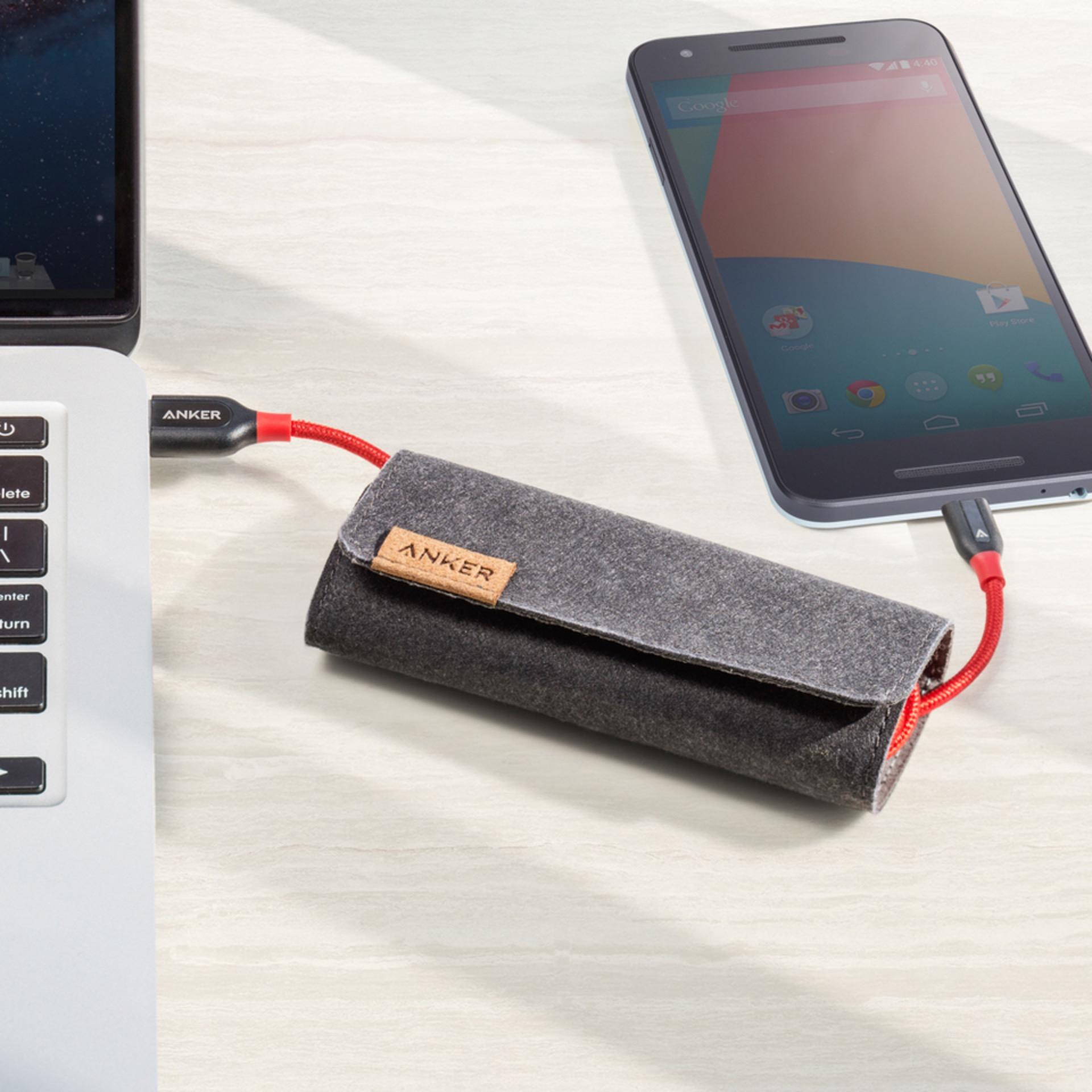 Anker PowerLine+ USB-C to USB 3.0 (3ft / 0.9m)