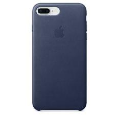 Apple iPhone 8 Plus / 7 Plus Leather Case Midnight Blue