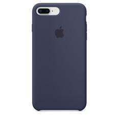 Apple iPhone 8 Plus / 7 Plus Silicone Case Midnight Blue