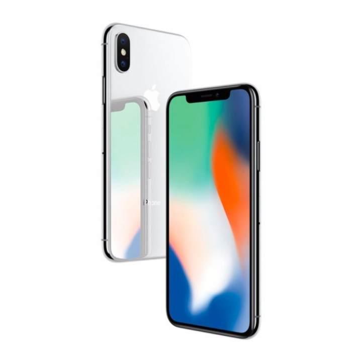 Apple iPhone X Silver 256GB