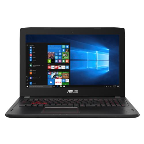 "ASUS FX502VM-DM266T 15.6"" Win 10 64 bit Laptop (Black)"