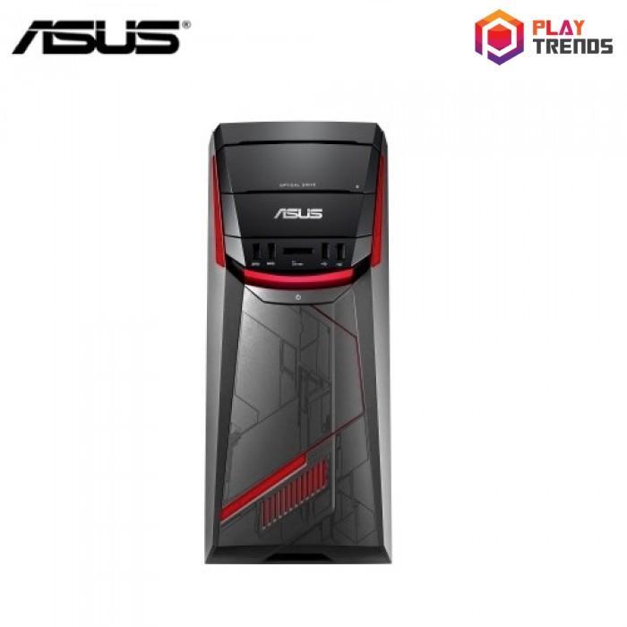 Asus Gaming Desktop (G11CD-K-SG011T) – i7-7700/8GB DDR4/1TB HDD/NV GTX1050/DVDRW/Win10 + Wireless Keyboard + Mouse