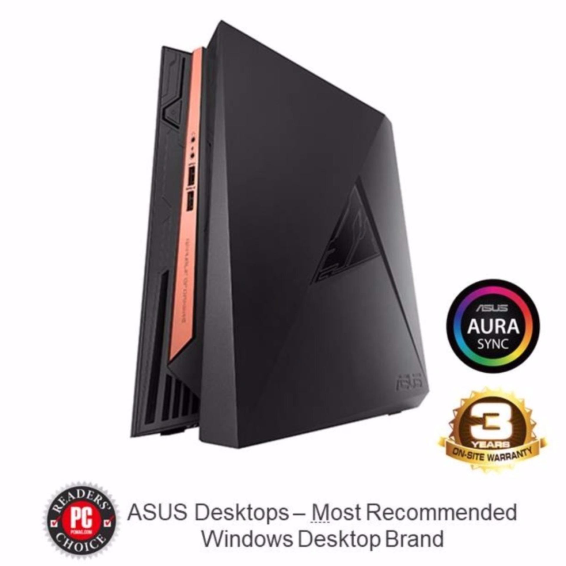 Asus GR8 II-T081Z ROG (Intel i7, 16GB RAM, 1TB HDD + 256GB SSD GTX1060(3G)