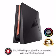 ASUS ROG GR8-II T080Z VR-ready mini gaming PC with custom ASUS GeForce® GTX 1060 graphics, Windows 10 , desktop-grade Intel® Core™ i5 processor, Aura Sync RGB LED, 8GB DDR4 RAM, Intel 802.11ac Wi-Fi