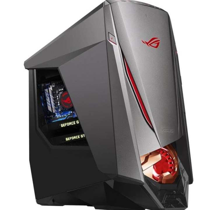 Asus ROG GT51CH-SG014T Gaming PC- i7-7700K, 32GB,GTX1080, WIN10