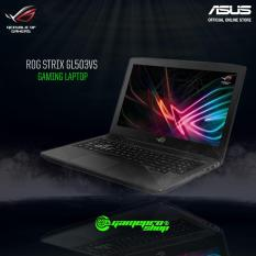 Asus ROG Strix GL503VS – EI032T (I7-7700HQ/GTX1070 8GB/256GB SSD) 15.6″ With 144Hz *COMEX PROMO*