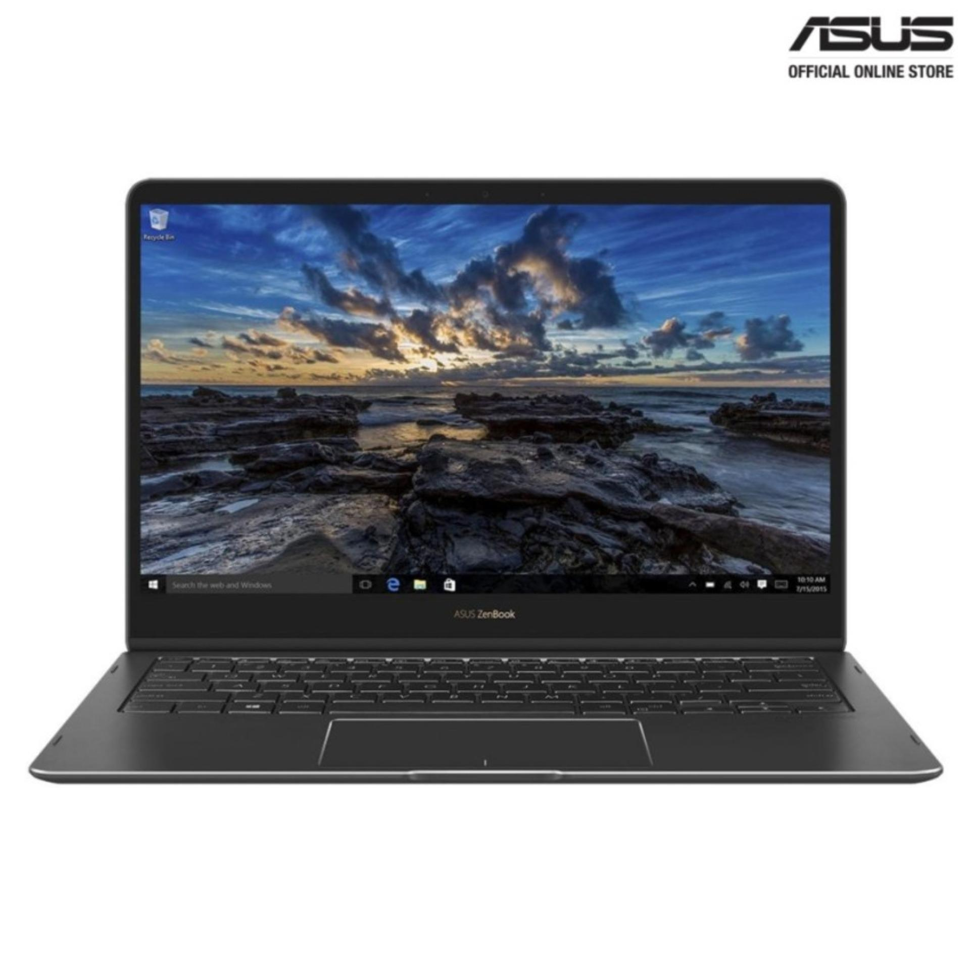 ASUS ZenBook Flip S UX370UA -C4202T (Smoky Grey) 13.3 IN INTEL CORE I7-8550U 16GB 512GB SSD WIN 10