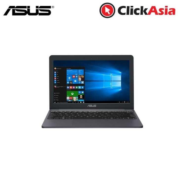 Asus VivoBook E12 (E203NA-FD107TS) – 11.6″/Celeron N3350/4GB DDR3/32GB eMMC/Intel/Win10 (Star Grey)