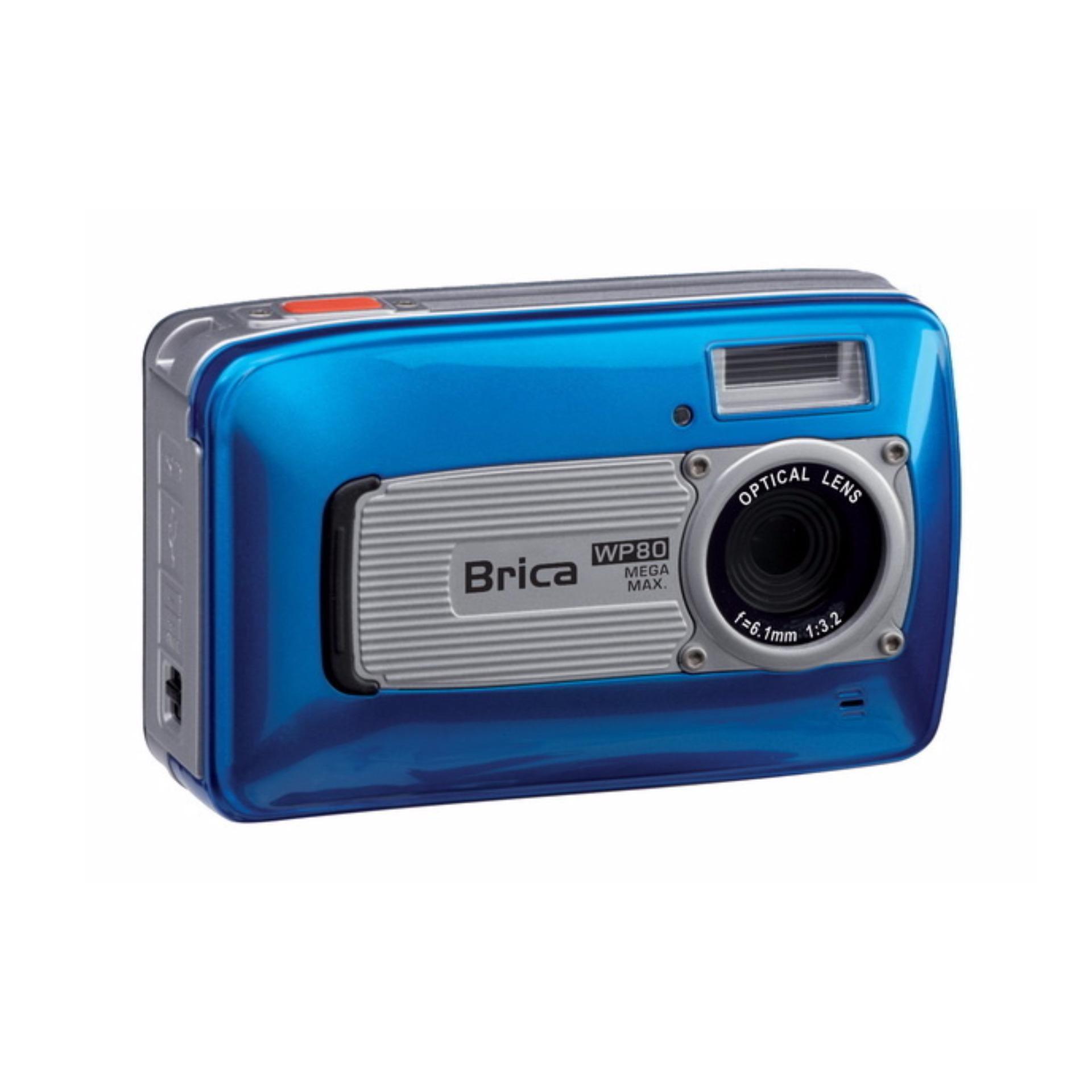 Authentic Brica Digital Camera WP80 / Underwater Sports Camera 5m Max Depth