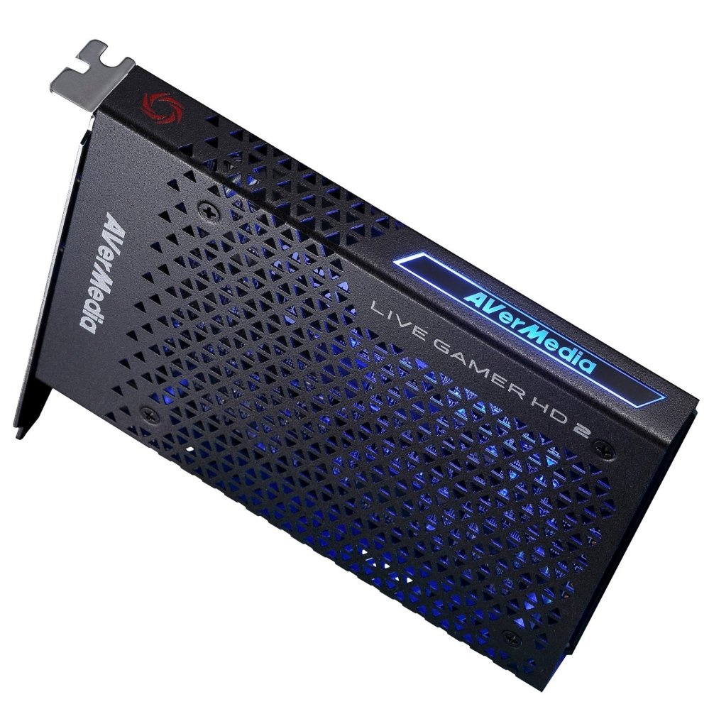 AVerMedia Live Gamer HD2 (GC570), FUll HD Game Capture Card for streaming