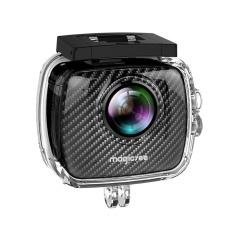 Belle Magicsee P3 360 Panoramic Camera Dual Lens Waterproof Case Pro 16MP VR Camera Black – intl