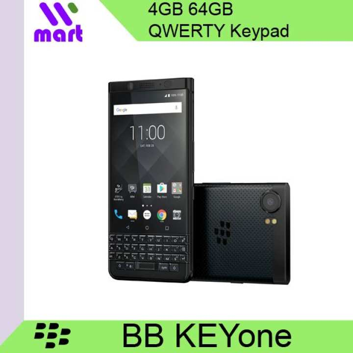 Blackberry KEYone 64GB (Black Edition)