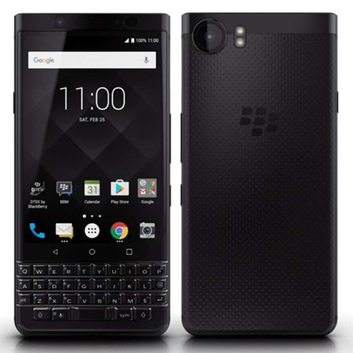 Blackberry Keyone 64GB LTE (Black Edition) Local Set