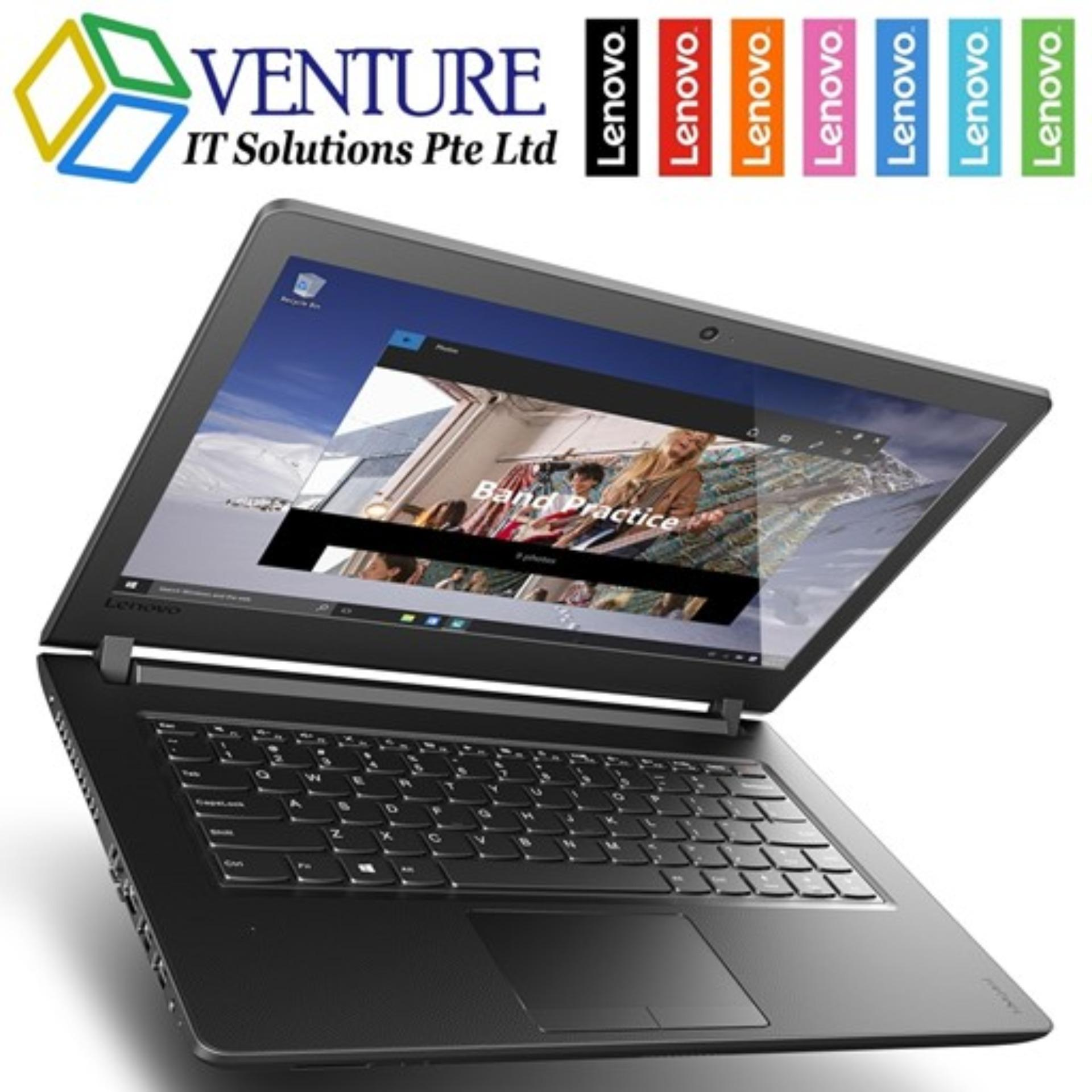[BRAND NEW] LENOVO IDEAPAD 110-14IBR N3060 4GB 500GB 14″HD DVDRW WIN10