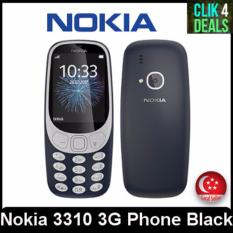 Brand New Nokia 3310 3G Phone 2017 / Single Sim Slot / Local Set with 1 Year Local Warranty