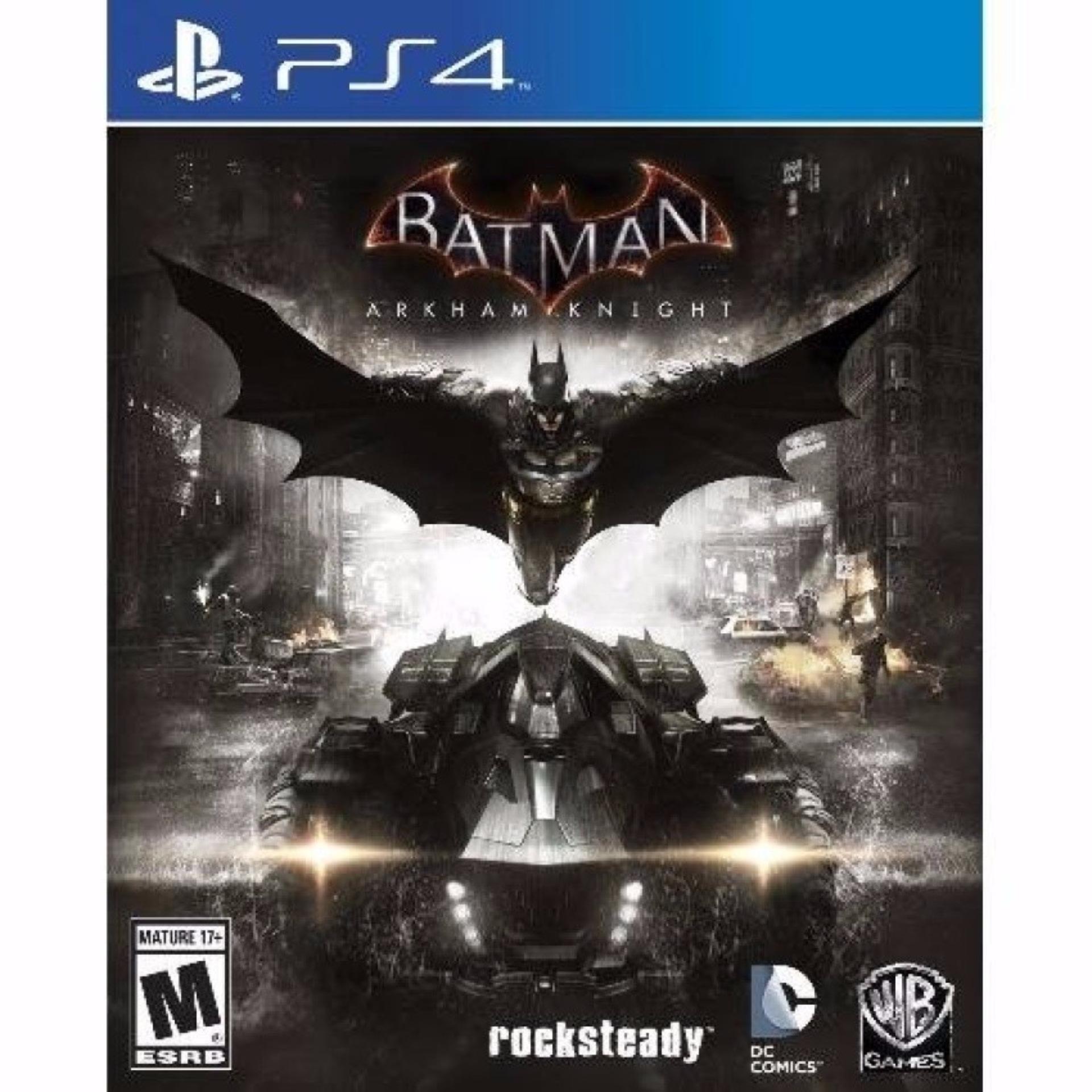Brand New PS4 Batman: Arkham Knight