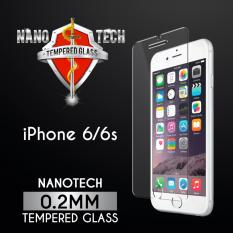 [Buy1Free1] Nanotech iPhone 6 / 6s Tempered Glass Screen Protector [0.2MM][Non-full Coverage]