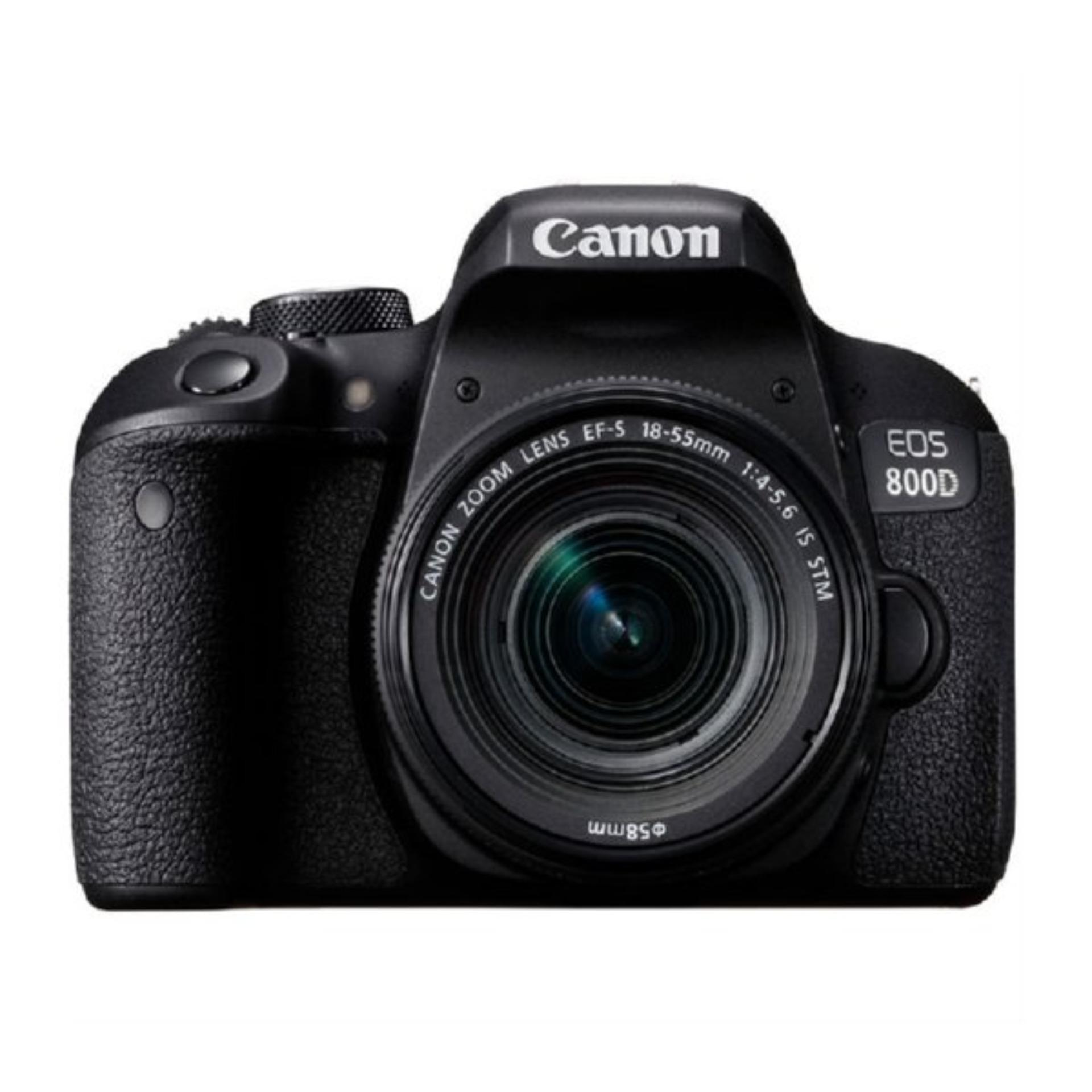 Canon EOS 800D Camera + Canon EF-S 18-55mm IS STM Lens Brand New