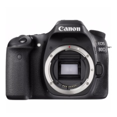 Canon EOS 80D DSLR Camera (Body Only) Warranty