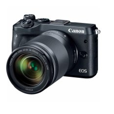 Canon EOS M6 Mirrorless Digital Camera with 18-150mm Lens (Black) Warranty