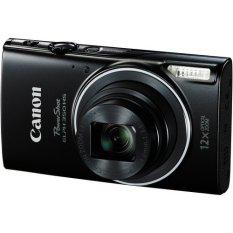 Canon IXUS 285 HS Digital Camera (Black) waranty