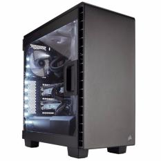 Carbide Series Clear 400C Compact Mid-Tower Case CS-CC-9011081-WW