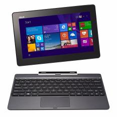 [Certified Refurbished] Asus T100 10″ Intel Atom Z3740 2GB RAM 64GB HDD Windows 8 Laptop (Black)
