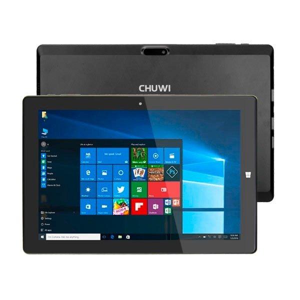 Chuwi Hi10 64GB Cherry Trail Z8300 Quad Core 10.1 Inch Dual OS Tablet – intl