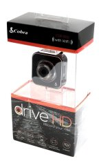 Cobra CDR 900 E – Car Dash Camera with Wi-Fi, Super HD 1296p