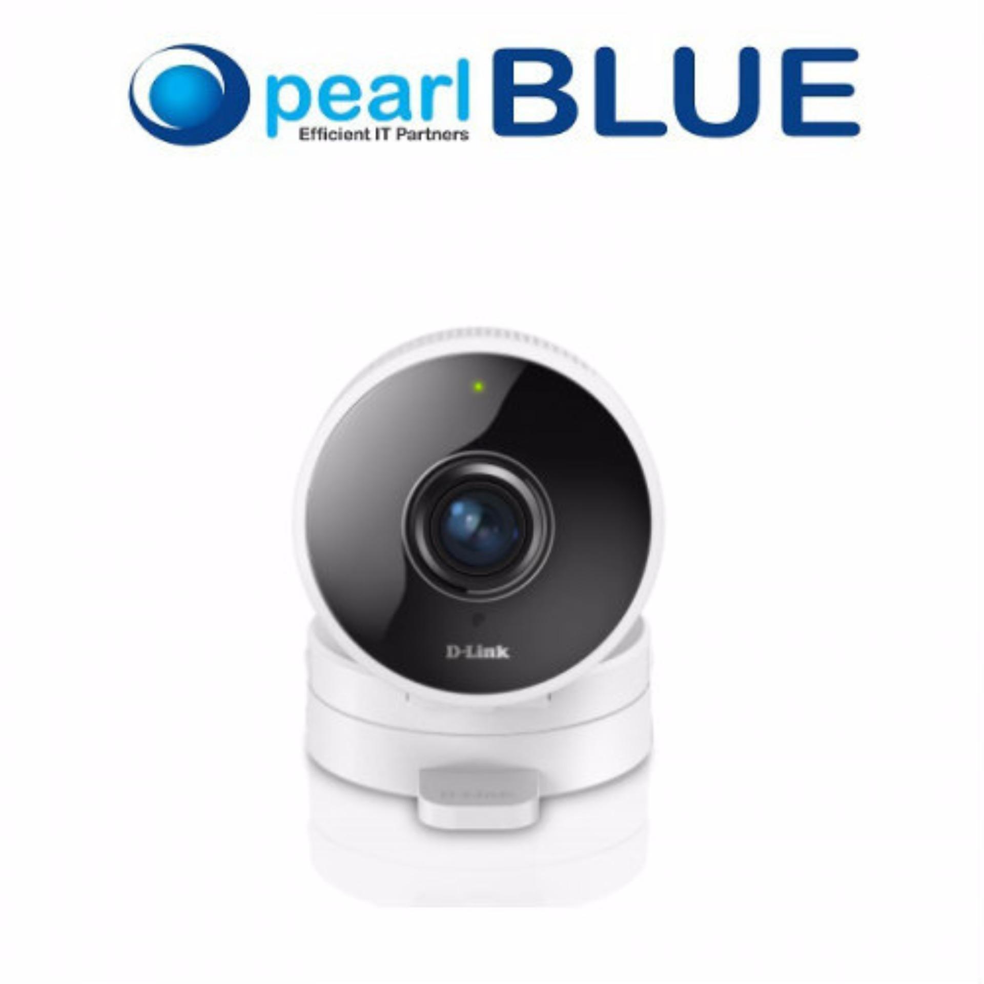 D-Link DCS-8100LH HD 180-Degree Wi-Fi Camera