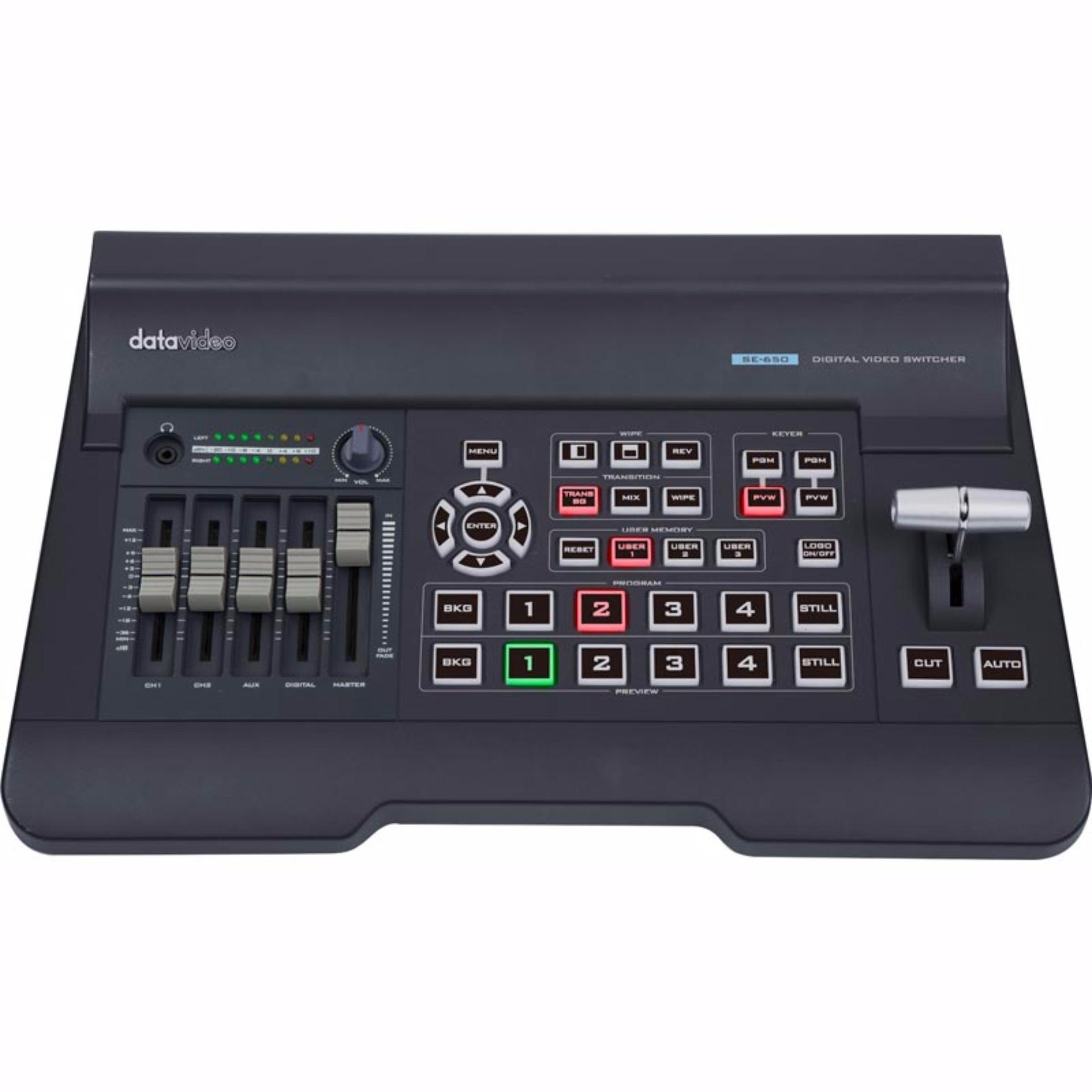 Datavideo SE-650 4-Channel HD Video Switcher