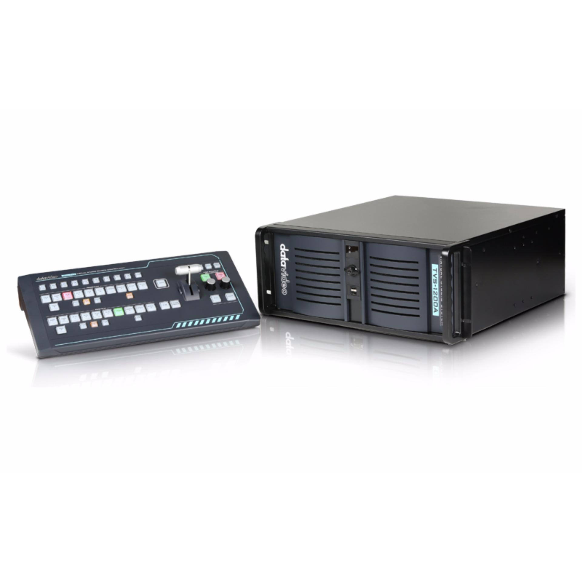 Datavideo TVS-1200A Trackless Virtual Studio System (SDI)