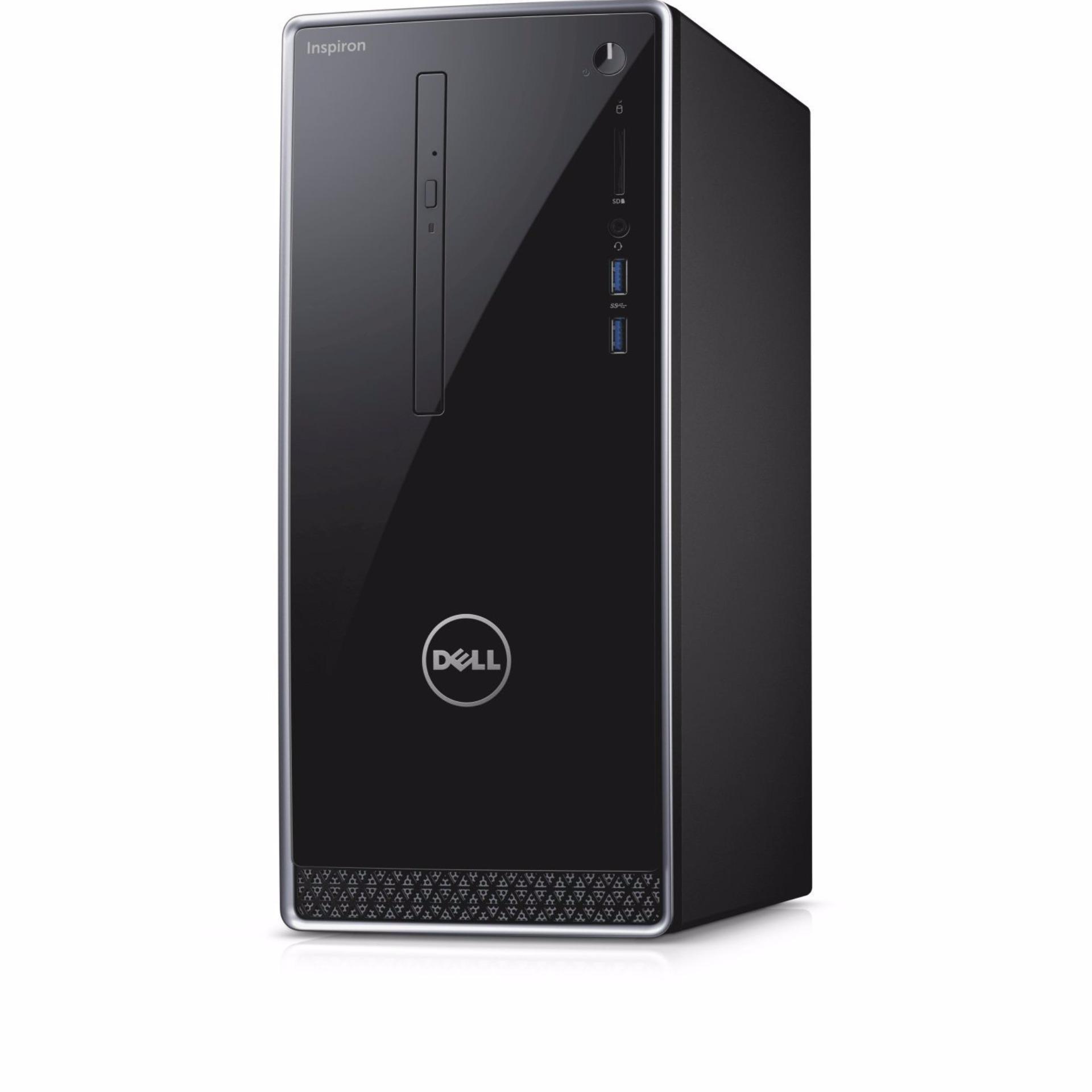 DELL 3268-740812G-W10-BLK CPU INTEL CORE I5-7400 8GB 1TB HDD WIN 10 HOME
