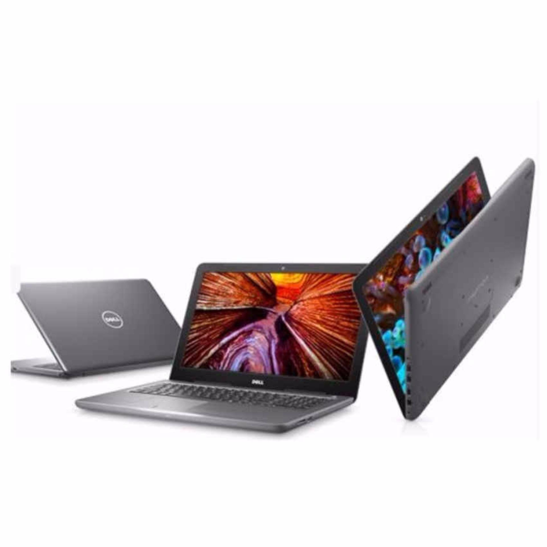 DELL LAPTOP 15.6INCH AMD Radeon R7 M445 2GB i5-7200U 5567-720812G-W10