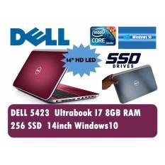 DELL ULTRABOOK INSPIRON 14z-5423 INTEL CORE I7/8GB RAM/256SSD