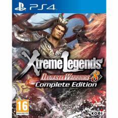 PS4 Dynasty Warriors 8: Xtreme Legends