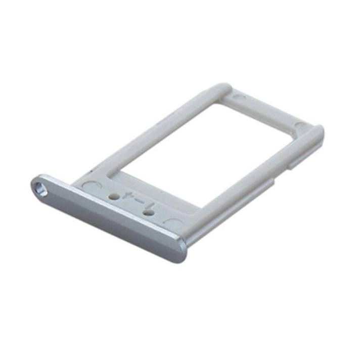 for Samsung S6 EDGE/S6 EDGE plus Micro SIM Card Tray Slot Holder (Silver) - intl