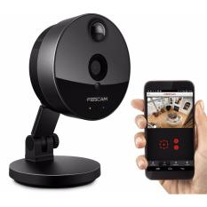 Foscam C1 Indoor HD 720P Wireless Plug And Play IP Camera