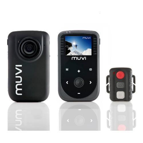 [Free Gift!] Veho Muvi HD10 Handsfree Camcorder