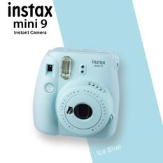 Fujifilm Instax Mini 9 Instant Camera – Ice Blue