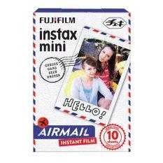 Fujifilm Instax Mini AirMail Instant Films – 10 Sheets