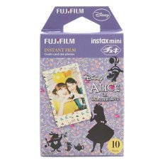 Fujifilm Instax Mini Alice in Wonderland Instant Films – 10 Sheets