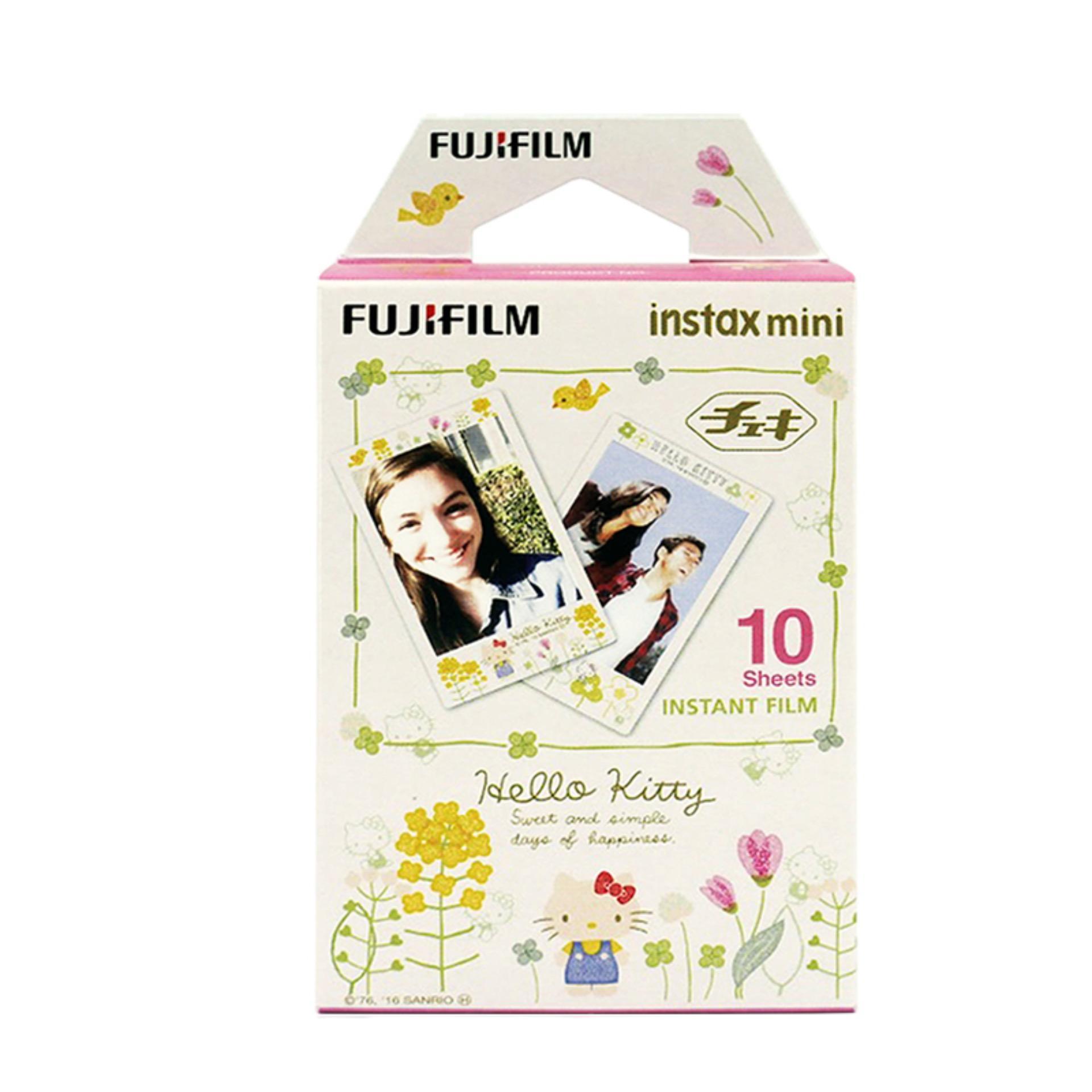 Fujifilm Instax Mini Hello Kitty Sweet Time Films – 10 Sheets