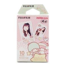 Fujifilm Instax Mini Little Twin Star Instant Films – 10 Sheets