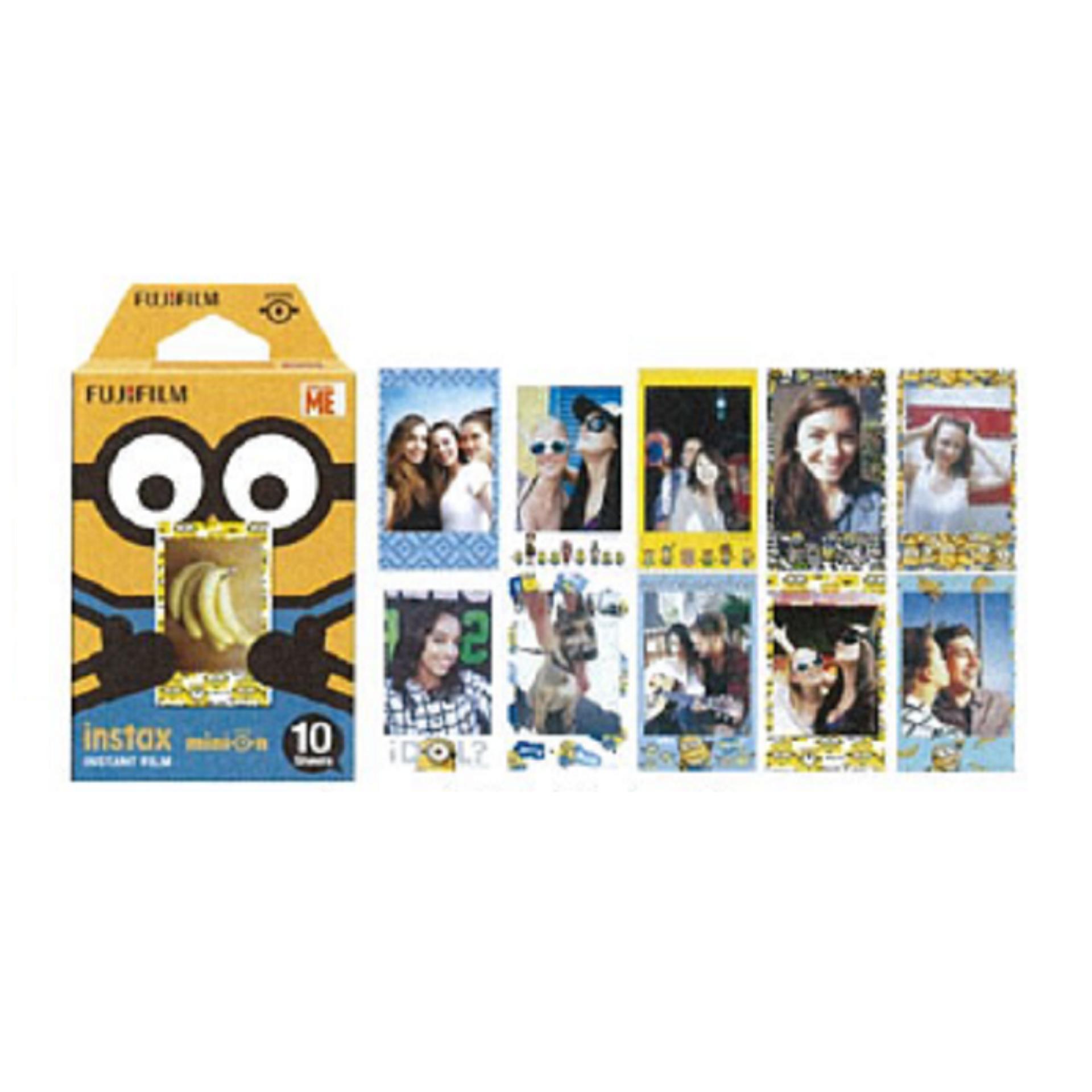 Fujifilm Instax Mini Minion Film (Standard Version)