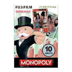 Fujifilm Instax Mini Monopoly Instant Films – 10 Sheets